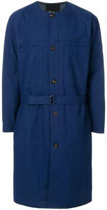 3.1 Phillip Lim buttoned belted coat