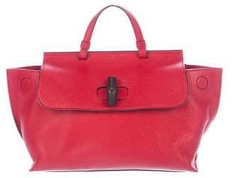 Gucci Medium Bamboo Daily Top Handle Bag