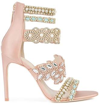 Sophia Webster beaded strap sandals