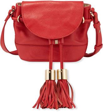 See by Chloe Vicki Mini Leather Crossbody Bag