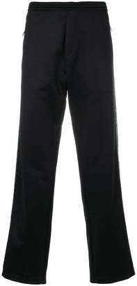 DSQUARED2 sequin detail track trousers
