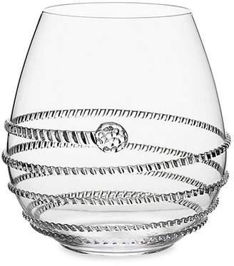 Juliska Amalia Stemless Red Wine Glass