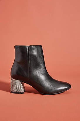 Vicenza Tartan Ankle Boots