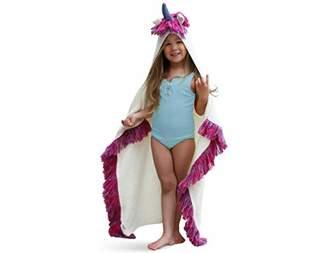 Born To Unicorn Blanket for Girls- Hooded