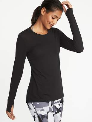Old Navy Crew-Neck Performance Tee for Women