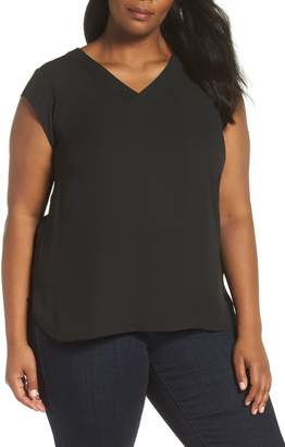 Sejour V-Neck Shell