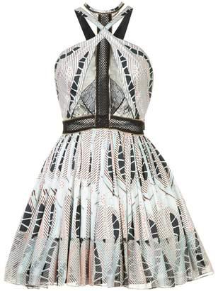 Sophie Theallet printed halter dress
