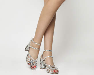 Office Hey Now Strappy Sandals