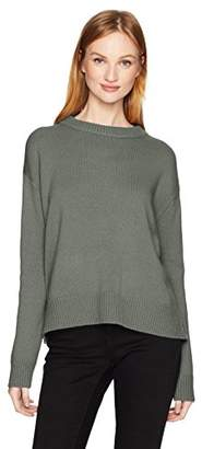 Vince Women's Boxy Crew Sweater