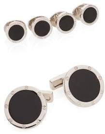 Kenneth Cole New York Cuff Link and Shirt Stud Set