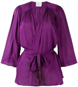 Forte Forte wrap blouse
