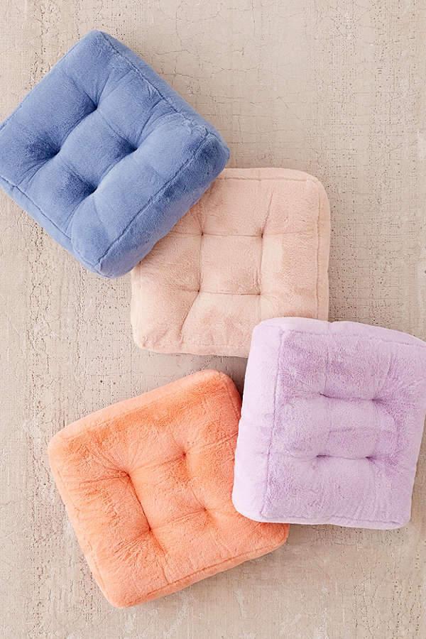 Sylvie Plush Floor Pillow