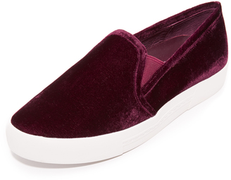 Joie Huxley Slip On Sneakers $178 thestylecure.com