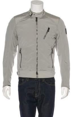 Belstaff Woven Utility Jacket