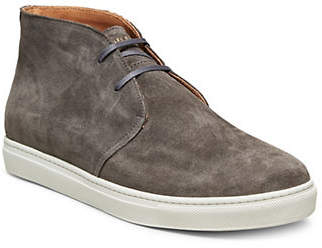 Selected Suede Chukka Boots