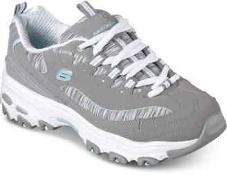 Skechers Women's D-Lites - Interlude Walking Sneakers from Finish Line
