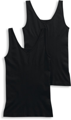 Jockey Life Life Women's 2-Pack Slimming Tank