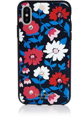 Kate Spade Jeweled Daisy iPhone X Case