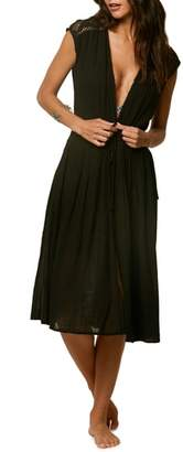 O'Neill Lillian Cover-Up Maxi Dress
