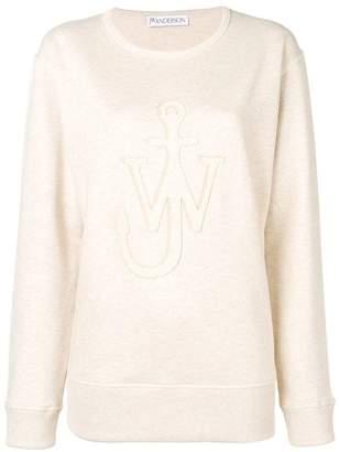 J.W.Anderson stitched logo jumper
