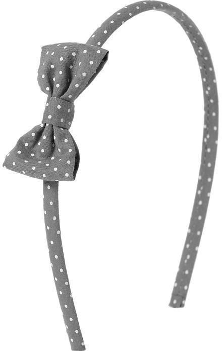 Old Navy Girls Bow-Tie Polka-Dot Headbands