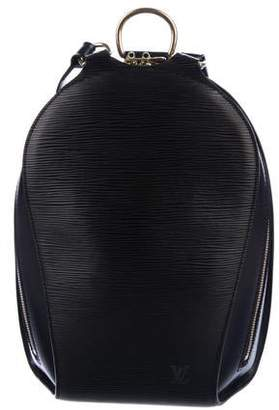 Louis Vuitton Epi Mabillon Backpack