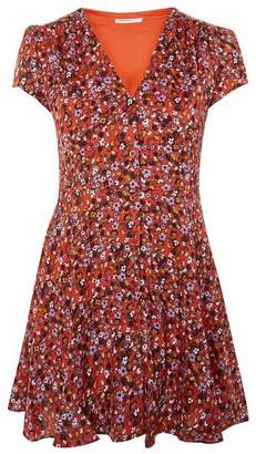 Glamorous Petites **Button Front Dress by Petite