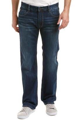 Slate Denim Classic Dark Wash Straight Leg