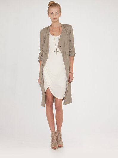 Helmut Lang Sequence Trenchcoat