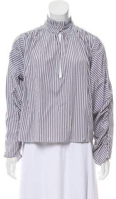 Petersyn Oversized Bishop Blouse w/ Tags