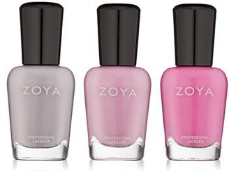 Zoya Polish Quad Kisses