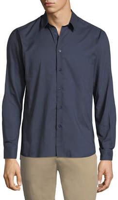 Vilebrequin Men's Caracal Cotton Sport Shirt