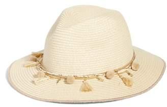 Echo Corella Panama Hat