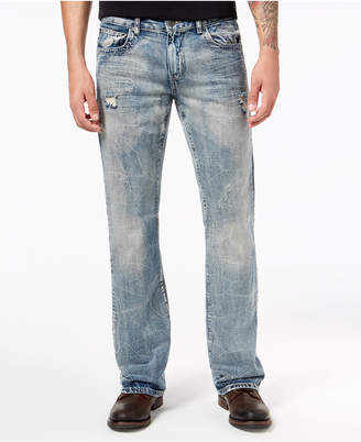 INC International Concepts I.n.c. Men's Modern Bootcut Jeans, Created for Macy's