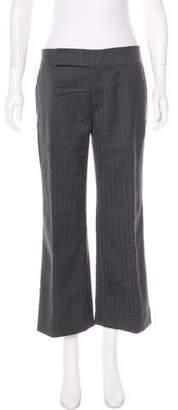 Marni Herringbone Cropped Pants