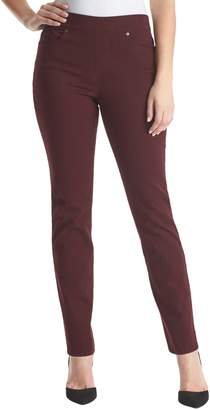 Gloria Vanderbilt Womens Avery Pull-On Pants