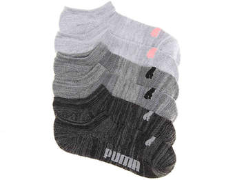 Puma Cool Cell No Show Socks - 6 Pack - Women's