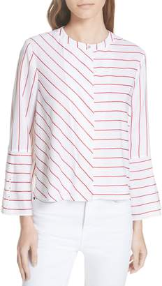 Ted Baker Colour by Numbers Stripe Shirt
