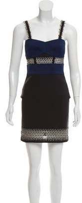 Jonathan Simkhai Sleeveless Mini Dress
