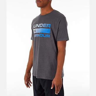 Under Armour Men's Team Issue Wordmark T-Shirt