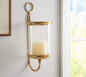 Pottery Barn Arlington Wall-Mount Hurricane