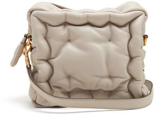 Anya Hindmarch Chubby Cube leather cross-body bag
