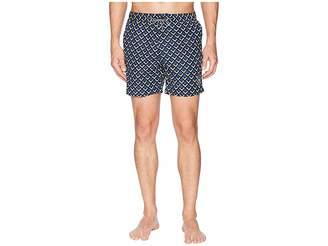 Scotch & Soda Medium length Mini-Motif Swim Shorts Men's Swimwear