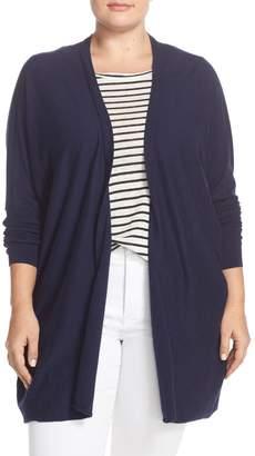 Tart 'Darma' Cotton & Cashmere Knit Cardigan
