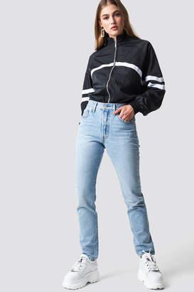 Levi's 501 Skinny Jeans Blue