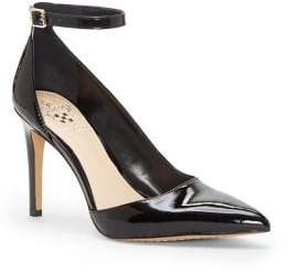 Vince Camuto Marbella Patent Leather Point Toe Pumps
