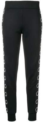 Karl Lagerfeld Paris logo track pants