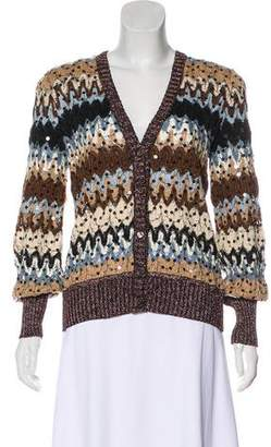 Missoni Sequin Knit Cardigan