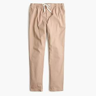 J.Crew Drawstring pant in chino