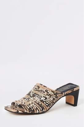 Strap Shoes River Island Shopstyle Uk
